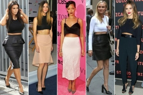 celebrity-in-crop-top-trends